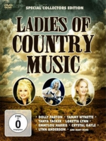Ladies of Country Music, DVD  DVD