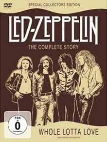 Led Zeppelin: Whole Lotta Love, DVD  DVD