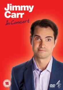 Jimmy Carr: In Concert, DVD  DVD