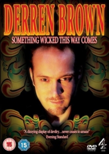 Derren Brown: Something Wicked This Way Comes, DVD  DVD