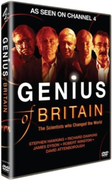 Genius of Britain, DVD  DVD