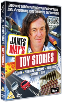 James May's Toy Stories, DVD  DVD