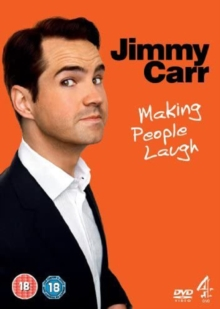 Jimmy Carr: Making People Laugh, DVD  DVD