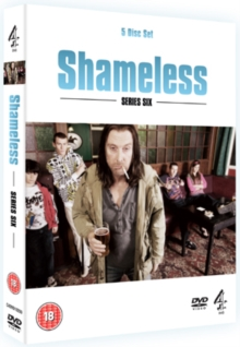 Shameless: Series 6, DVD  DVD