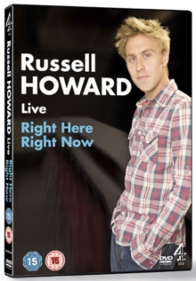 Russell Howard: Right Here Right Now, DVD  DVD