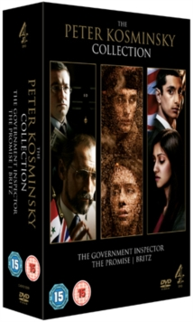 The Peter Kosminsky Collection, DVD DVD