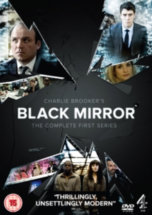 Charlie Brooker's Black Mirror: The Complete First Series, DVD  DVD