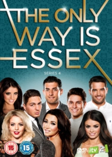 The Only Way Is Essex: Series 4, DVD DVD