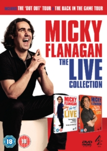 Micky Flanagan: Live Collection, DVD  DVD
