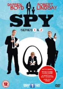Spy: Series 1 and 2, DVD  DVD