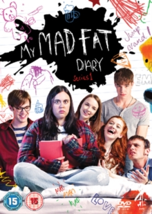 My Mad Fat Diary: Series 1, DVD  DVD