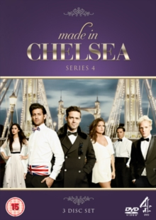 Made in Chelsea: Series 4, DVD  DVD