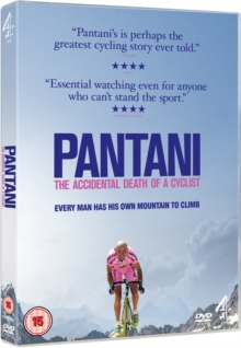 Pantani: The Accidental Death of a Cyclist, DVD  DVD
