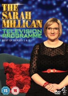The Sarah Millican Television Programme: Best of Series 1 and 2, DVD DVD