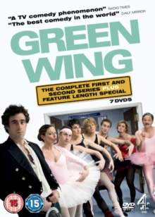 Green Wing: Definitive Edition, DVD  DVD