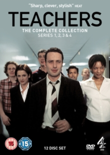 Teachers: Series 1-4, DVD  DVD