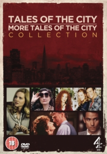 Tales of the City/More Tales of the City, DVD  DVD