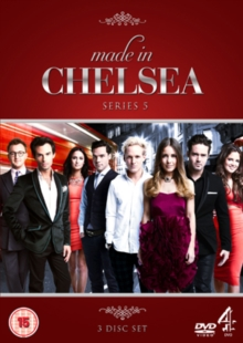 Made in Chelsea: Series 5, DVD  DVD