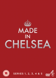Made in Chelsea: Series 1-5, DVD  DVD