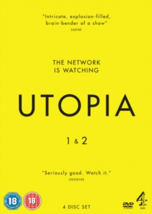 Utopia: Series 1 and 2, DVD  DVD