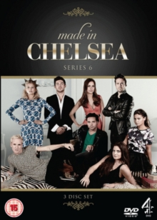 Made in Chelsea: Series 6, DVD  DVD