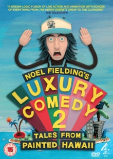 Luxury Comedy 2: Tales from Painted Hawaii, DVD  DVD