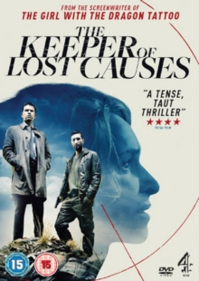 The Keeper of Lost Causes, DVD DVD