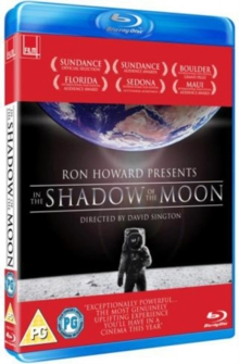 In the Shadow of the Moon, Blu-ray  BluRay