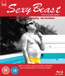 Sexy Beast, Blu-ray  BluRay