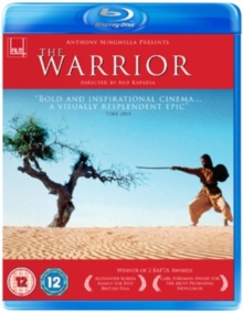 The Warrior, Blu-ray BluRay