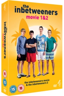 The Inbetweeners Movie 1 and 2, DVD DVD