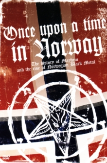 Mayhem: Once Upon a Time in Norway, DVD DVD