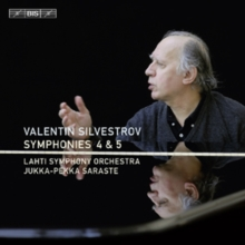 Valentin Silvestrov: Symphonies 4 and 5, CD / Album Cd
