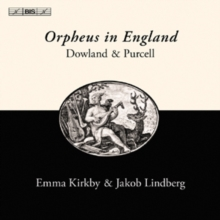 Orpheus in England, CD / Album Cd