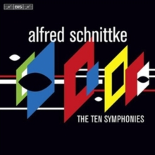 The 10 Symphonies, CD / Box Set Cd