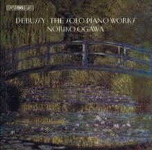Debussy: The Solo Piano Works, CD / Album Cd