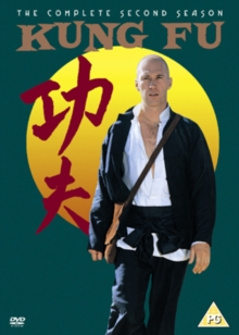 Kung Fu: The Complete Second Season, DVD  DVD