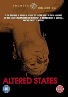 Altered States, DVD  DVD