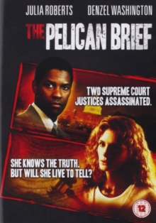 The Pelican Brief, DVD DVD