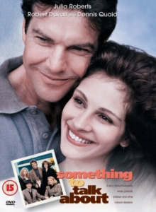 Something to Talk About, DVD  DVD