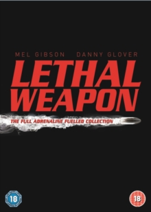 Lethal Weapon Collection, DVD  DVD