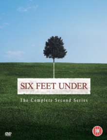 Six Feet Under: The Complete Second Series, DVD  DVD
