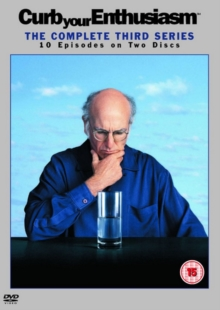Curb Your Enthusiasm: The Complete Third Series, DVD DVD