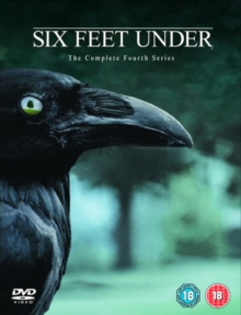 Six Feet Under: The Complete Fourth Series, DVD  DVD