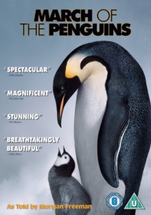 March of the Penguins, DVD  DVD