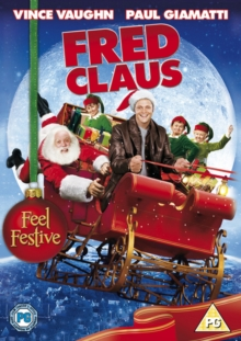 Fred Claus, DVD  DVD