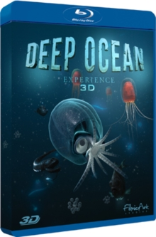 Deep Ocean Experience, Blu-ray  BluRay