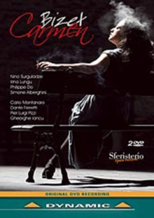 Carmen, DVD / Audio Cd