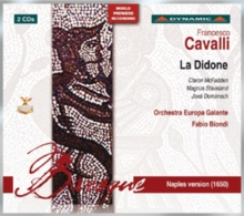 Francesco Cavalli: La Didone, CD / Album Cd