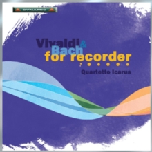 Vivaldi and Bach for Recorder, CD / Album Cd